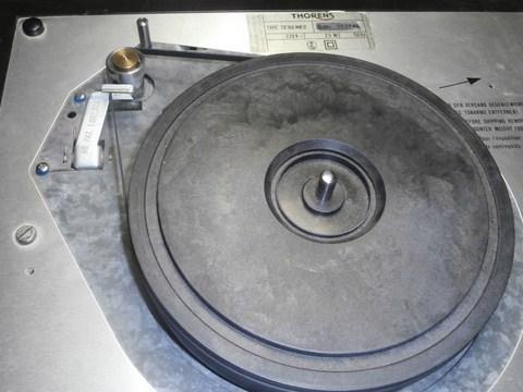 Pulley Thorens Td 125 160 166 145 50 Hz Version